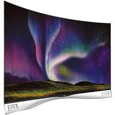 فروش تلویزیون جدید ال جی 55 منحنی