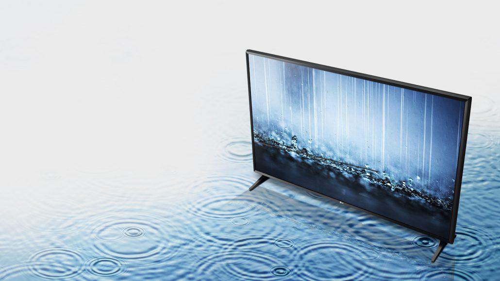 قیمت و خرید آنلاین تلویزیون ال ای دی ال جی مدل 43lj550