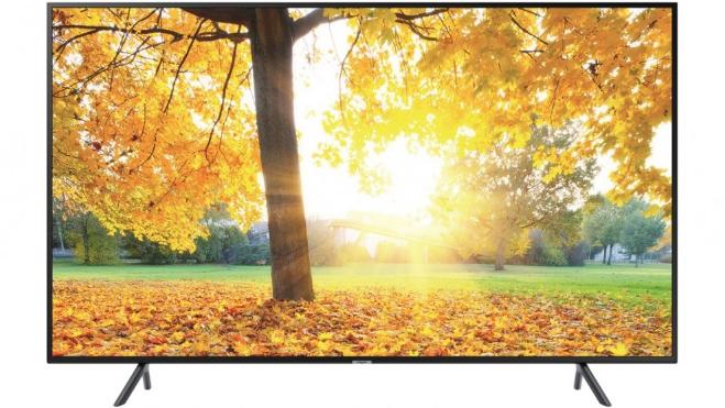 فروش تلویزیون سامسونگ NU7100 سایز 55 اینچ