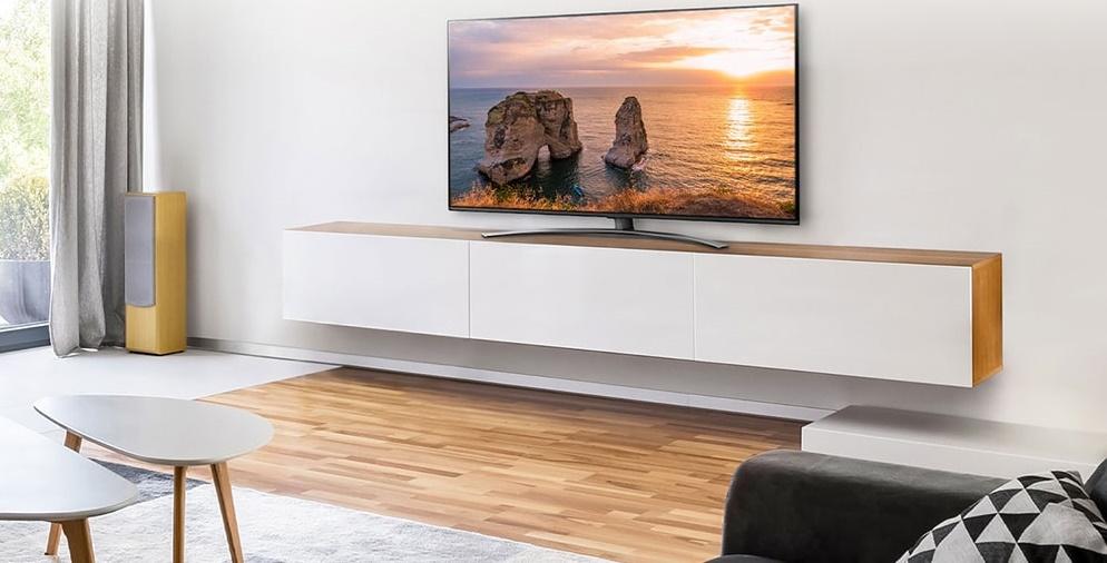 قیمت و مشخصات تلویزیون 4k ال جی مدل 55SM8100