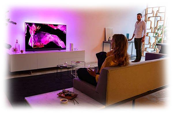 قیمت تلویزیون هوشمند فیلیپس مدل 65OLED903