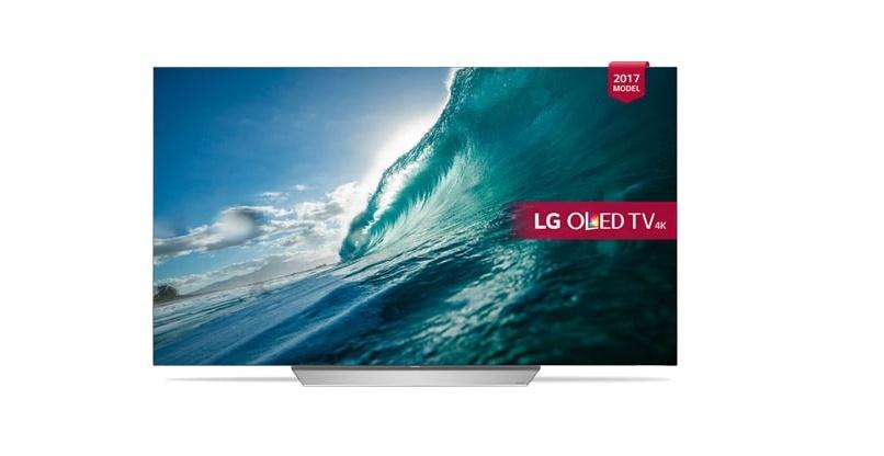 قیمت تلویزیون 55 اینچ ال جی مدل 55C7 از بانه
