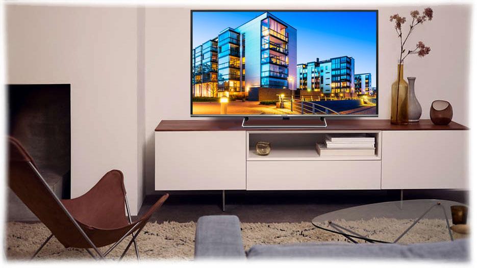 قیمت تلویزیون هوشمند ال ای دی پاناسونیک مدل 40DS500