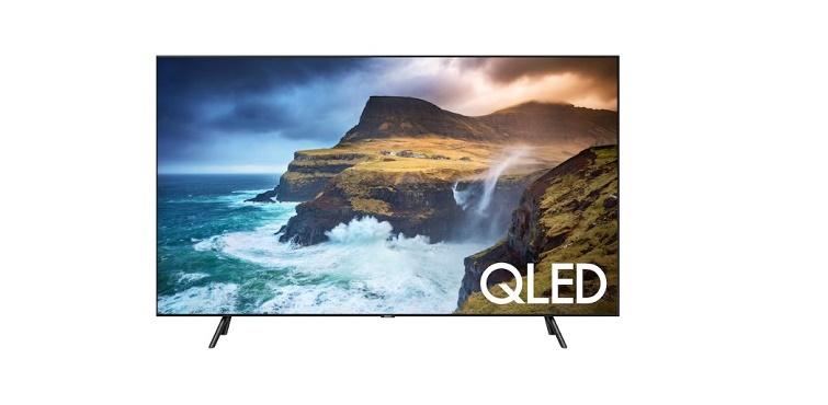 قیمت تلویزیون ۵۵ اینچ ۴K QLED سامسونگ مدل Q70