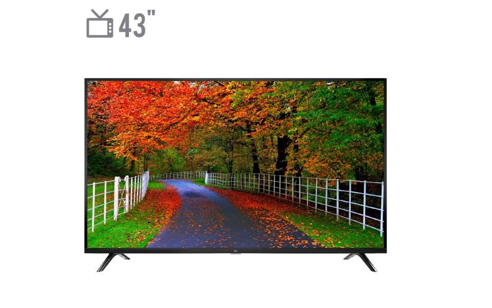 قیمت تلویزیون ال ای دی تی سی ال مدل 43D3000 سایز 43 اینچ